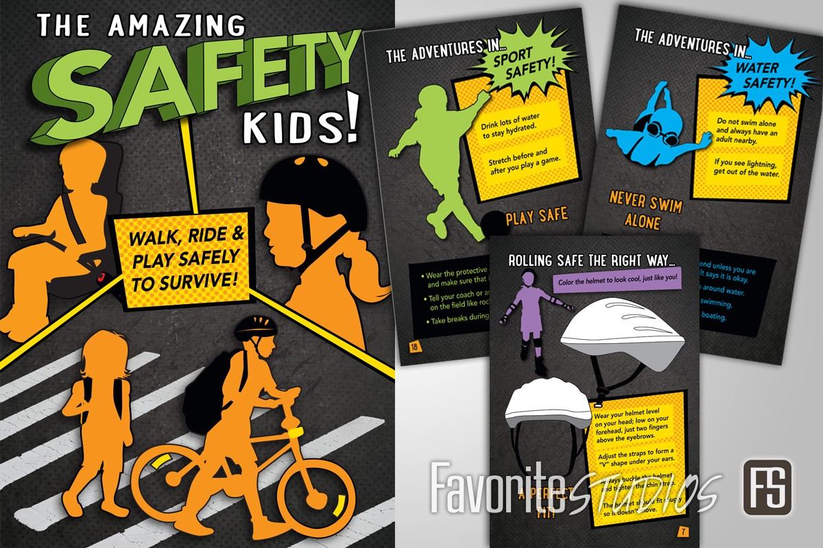 Emergency Safety Games For Kids